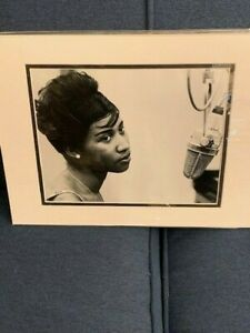 Aretha Franklin - Icon Collectibles Photo Print (NEW)