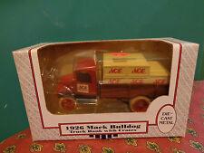 ACE HARDWARE 1926 MACK BULLDOG TRUCK #96900 Metal Bank #904710EO ERTL MIB $5 OFF