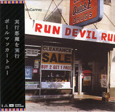 PAUL MCCARTNEY RUN DEVIL RUN CD MINI LP OBI USA Seller
