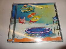 CD  (20) das Original Hörspiel Z.TV-Serie Spongebob Schwammkopf