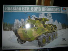 1:35 Trumpeter Russian BTR-60PB Upgraded OVP