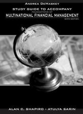 Multinational Financial Management, Study Guide, Shapiro, Alan C., Acceptable Bo