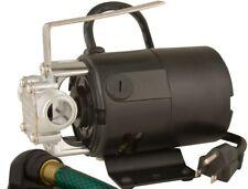 NEW Electric Portable Utility Water Transfer Pump Pony Pump  115 120 v ** 2 imp.