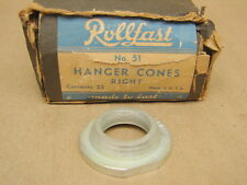 Vintage NOS Rollfast Bicycle No. 51 Crank Bearing Hanger Cone (Right) 51R