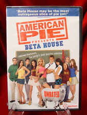 DVD - American Pie Presents Beta House (Unrated Fullscreen / 2007)