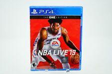 NBA Live 19: Playstation 4