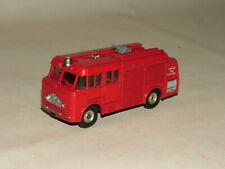 DINKY TOYS FIRE ENGINE 1:76 No.259 BEDFORD MILES AIRPORT FIRE CONTROL TENDER