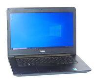 "Dell Latitude 3450 Core i3-4005U 4GB RAM 500GB HDD 14"" Display Windows 10"