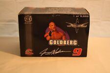 WCW Goldberg NASCAR Jerry Nadeau Racing Champions Authentics Diecast Car 1:24