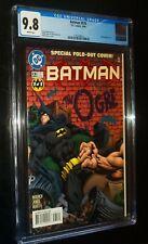 BATMAN #535 1996 DC Comics CGC 9.8 NM-MT White Pages