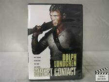 Direct Contact (DVD, 2009) Dolph Lundgren