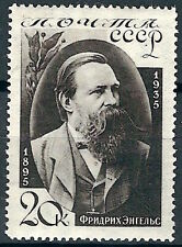 Russia (USSR) #558, MH - 1935 - Engels - 20 kop - CV=13.50