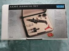 Aztek A4305 Airbrush Set New!