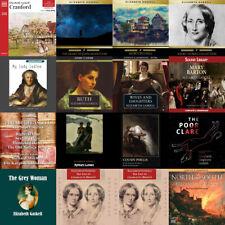 Elizabeth Gaskell - Huge Collection of over 25 Audiobooks on mp3 DVD