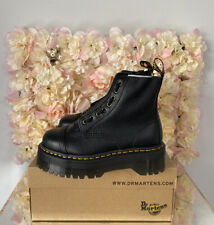 Dr Martens Leather Sinclair Quad Platform Boots, UK 5, BRAND NEW,  RRP £189
