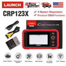 LAUNCH X431 CRP123X OBD2 EOBD Code Reader Wifi Car Diagnostic Tool Four Systems