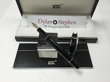 montblanc meisterstuck classique 145 platinum line fountain pen