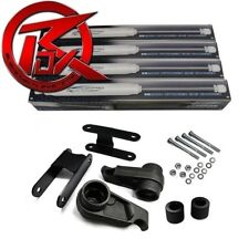 "ROX 2006-2010 Hummer H3 Full 3.5"" Front + 2"" Rear Leveling Lift Kit + Shocks 4WD"