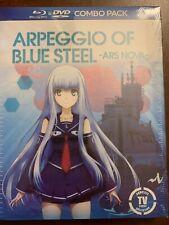 Arpeggio of Blue Steel TV Series Blu Ray Discotek Media Official Anime