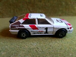 MATCHBOX AUDI QUATTRO RALLY CAR 1.50 1982  (726)