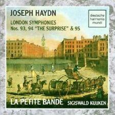 SIGISWALD KUIJKEN - SINFONIEN 93,94,95  CD NEU