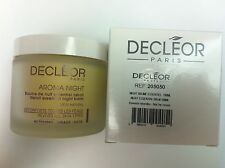Decleor Aroma Night Neroli Essential Night Balm 100ml 3.3oz Salon #usuk