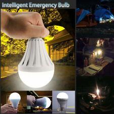 4 x12w E27 LED Smart Emergency Bulb Charging Lamp LED Energy Saving Lamp