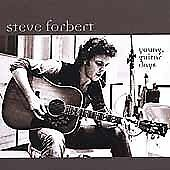Steve Forbert - Young, Guitar Days (2001) CD New & Sealed RARE