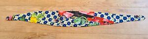 100% Original & Brand New Vivienne Westwood Kummerbund multicolour with flowers