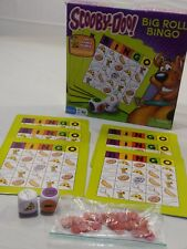 L@@K SCOOBY-DOO Big Roll BINGO Game 2009 Complete