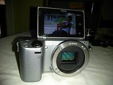 camera sony alpha nex5 perfect totally usefull, ready to use,