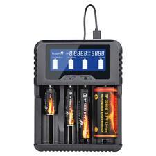 TrustFire TR-020 Universal Batterie Ladegerät Li-Ion NiMH NiCd AA 18650 26650