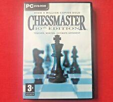 Chessmaster - 10th Edition-PC Spiel - 2004-Ubisoft