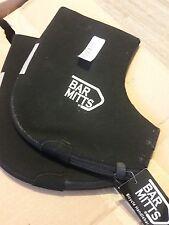 Bar Mitts Mountain / Commuter Pogie Handlebar Mitten: for Bar Ends LG Black
