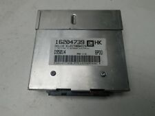 Holden Barina SB Engine ECU 16204739