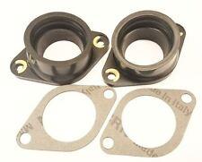 Honda CB350 CL350 Carburetor Insulator Intake Boot Set w/ Gaskets 16211-286-040