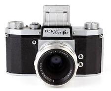 SLR camera KW PRAKTICA PORST REFLEX FX2 + CARL ZEISS JENA TESSAR T 50mm F/2.8