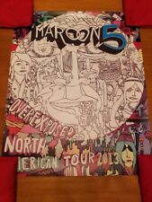 Maroon 5 Poster - Overexposed