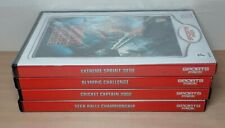 x4 sports related pc games. Extreme sprint 3010, Olympic challenge etc.