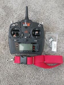 Spektrum Dx6 Transmitter with lots of extra's