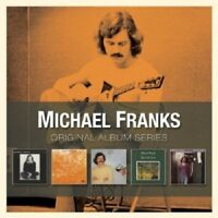 MICHAEL FRANKS - ORIGINAL ALBUM SERIES (SLEEPING GYPSY/+)  5 CD  JAZZ  NEW!