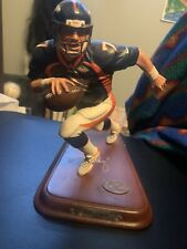 John Elway Danbury Mint All-Star Figurine / Statue ~ Denver Broncos