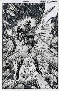 Magneto by Heubert Khan Michael