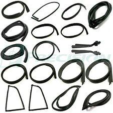 Datsun 240 260 280 z 1970-78 Complete Weatherstrip Seal Kit -US Manufacture -NEW