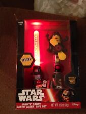 Star Wars M and M's Candy Darth Vader Set Star Wars Gift Free Ship