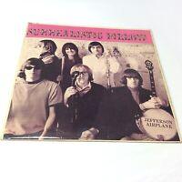 Jefferson Airplane 'Surrealistic Pillow' UK 1967 1st RCA Vinyl LP VG/VG Nice!