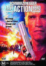 Last Action Hero (DVD, 1999)