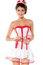 Infermiera Costume Di Carnevale Festa Tema Costumi Travestimento Carnevale!8209