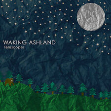 Telescopes Waking Ashland MUSIC CD