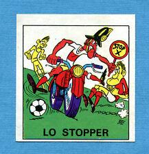 CALCIATORI PANINI 1970-71 - Figurina-Sticker 4b - LO STOPPER -PROSDOCIMI -Rec